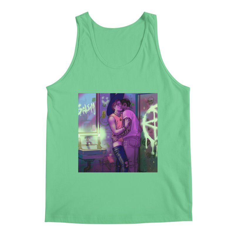 WE ALWAYS HAVE SALEM Men's Regular Tank by Stephen Draws's Artist Shop