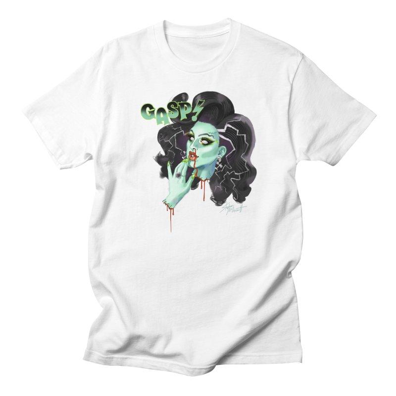 BRIDE OF FRANKENWEINER Women's Regular Unisex T-Shirt by Stephen Draws's Artist Shop