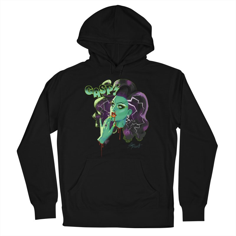 BRIDE OF FRAINKENWEINER (NIGHT EDITION) Women's French Terry Pullover Hoody by Stephen Draws's Artist Shop