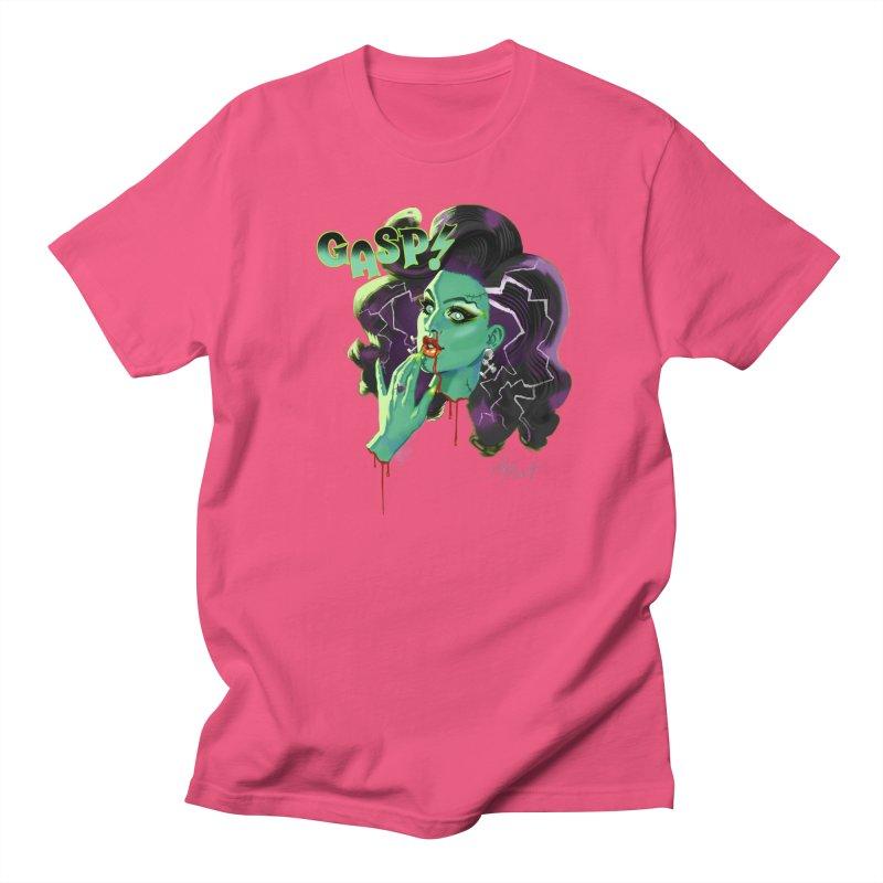 BRIDE OF FRAINKENWEINER (NIGHT EDITION) Women's Regular Unisex T-Shirt by Stephen Draws's Artist Shop