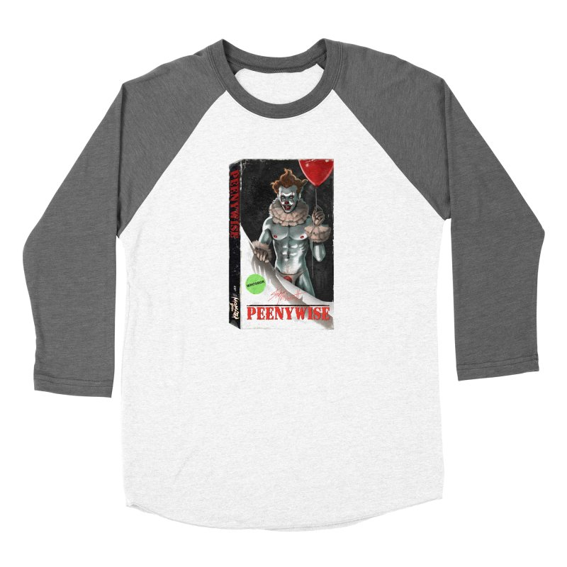 PEENYWISE VHS COVER Men's Longsleeve T-Shirt by Stephen Draws's Artist Shop