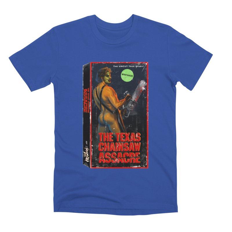 THE TEXAS CHAINSAW ASSACRE Men's Premium T-Shirt by Stephen Draws's Artist Shop