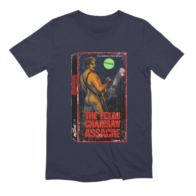 THE TEXAS CHAINSAW ASSACRE Men's Extra Soft T-Shirt by Stephen Draws's Artist Shop