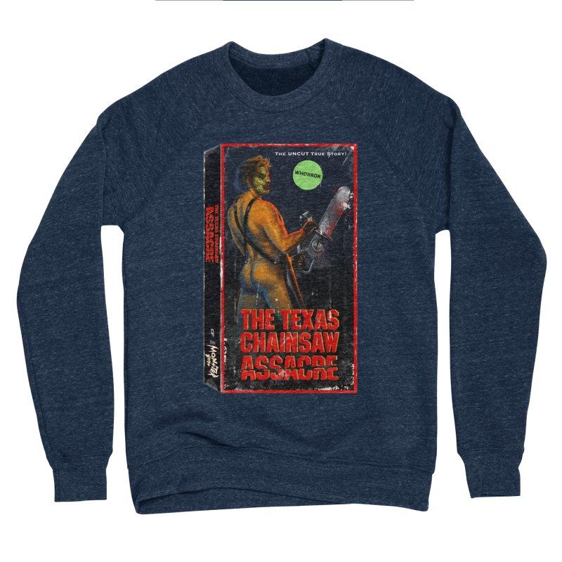 THE TEXAS CHAINSAW ASSACRE Women's Sponge Fleece Sweatshirt by Stephen Draws's Artist Shop