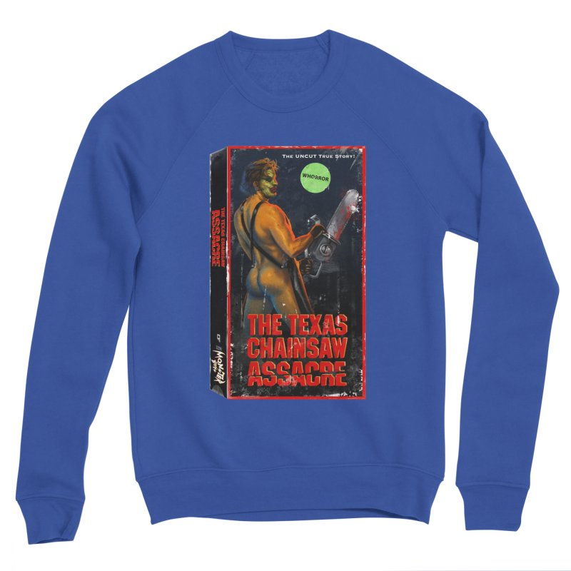 THE TEXAS CHAINSAW ASSACRE Women's Sweatshirt by Stephen Draws's Artist Shop