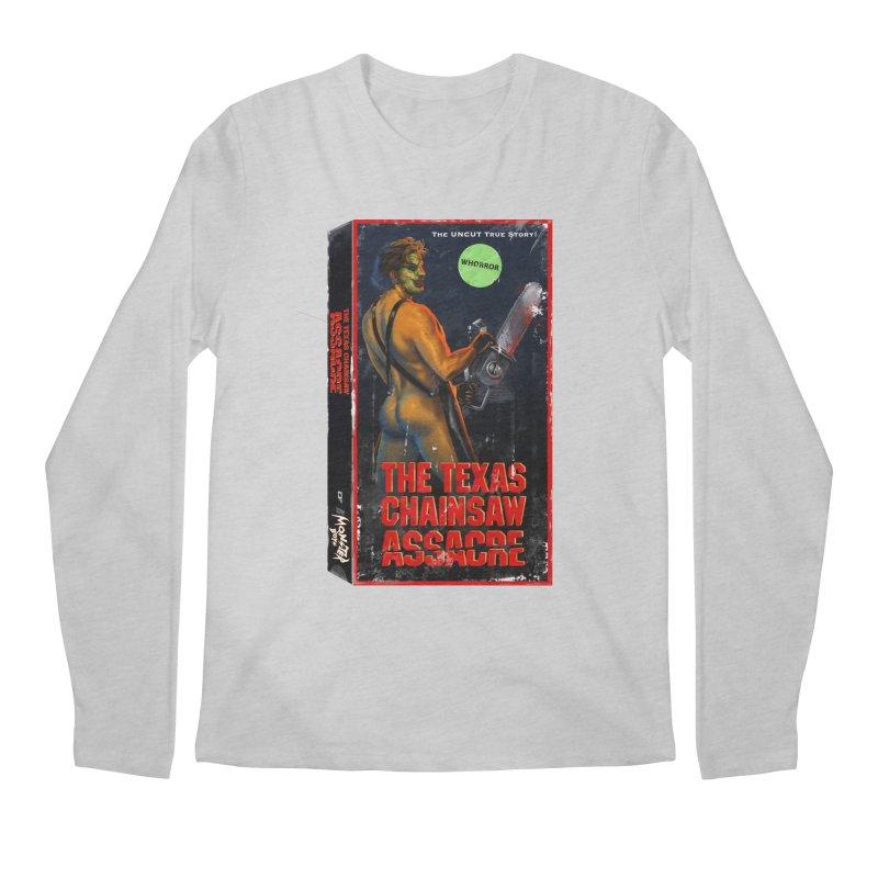 THE TEXAS CHAINSAW ASSACRE Men's Regular Longsleeve T-Shirt by Stephen Draws's Artist Shop