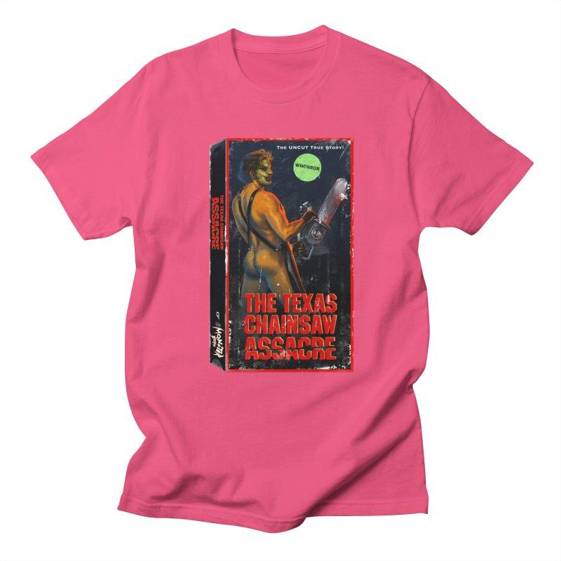 THE TEXAS CHAINSAW ASSACRE Women's Regular Unisex T-Shirt by Stephen Draws's Artist Shop