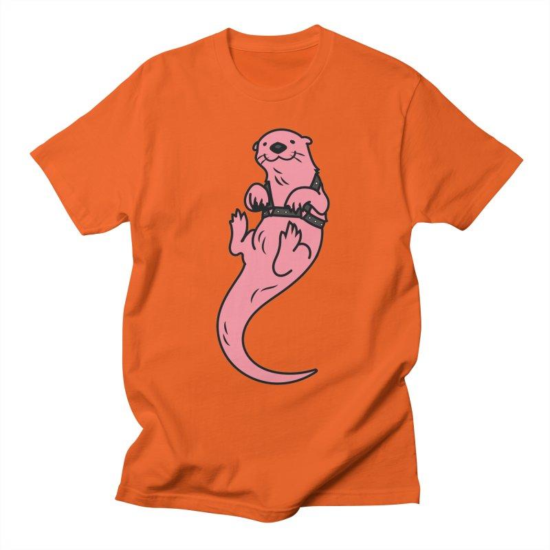OTTER BOI Men's T-Shirt by Stephen Draws's Artist Shop