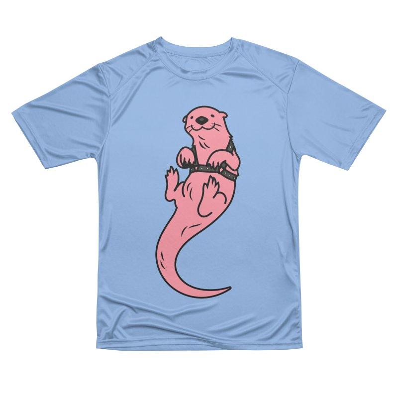 OTTER BOI Women's T-Shirt by Stephen Draws's Artist Shop