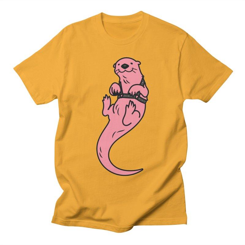 OTTER BOI Women's Regular Unisex T-Shirt by Stephen Draws's Artist Shop