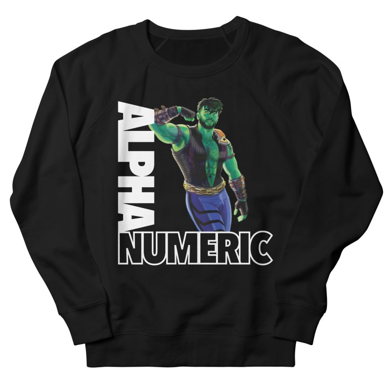ALPHANUMERIC Women's Sweatshirt by Stephen Draws's Artist Shop