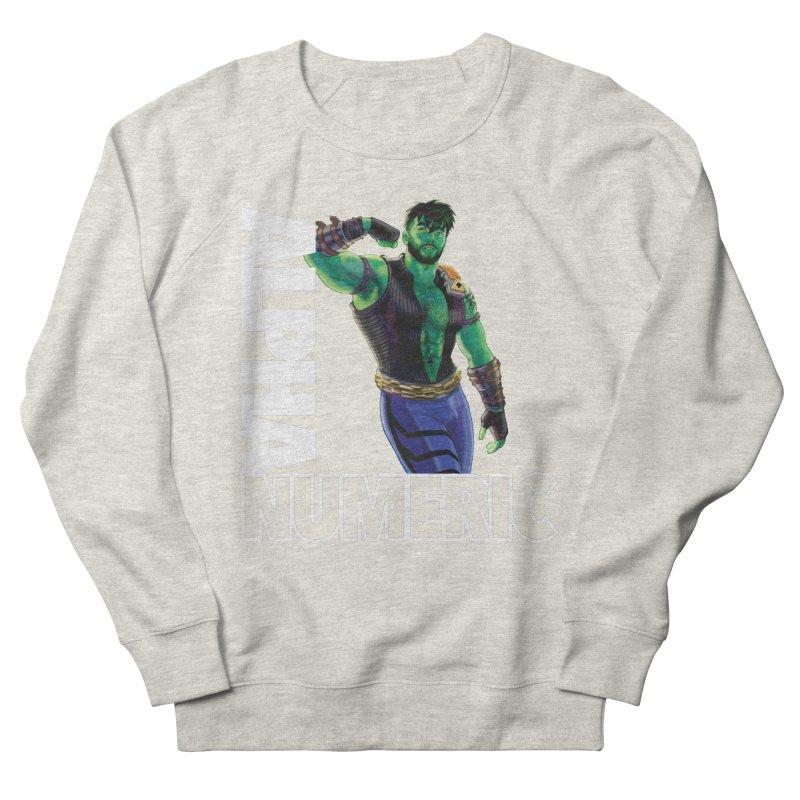 ALPHANUMERIC Women's Sweatshirt by Stephen Draws's Artist Shop