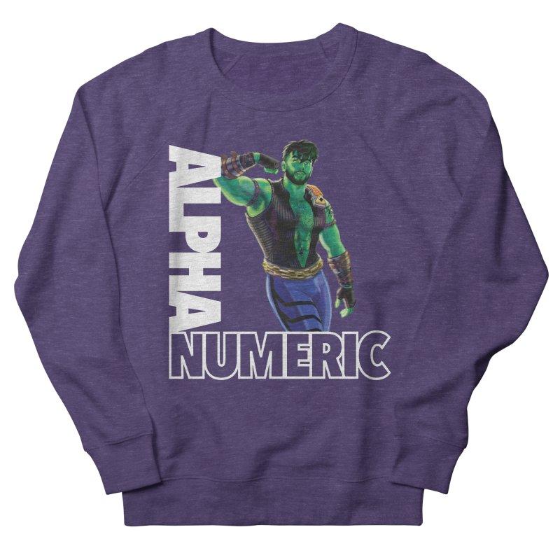 ALPHANUMERIC Men's Sweatshirt by Stephen Draws's Artist Shop