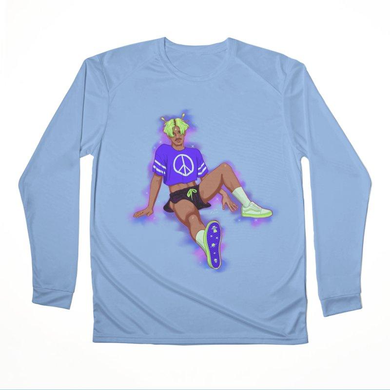 MARSON XTRESTRIAL Women's Longsleeve T-Shirt by Stephen Draws's Artist Shop