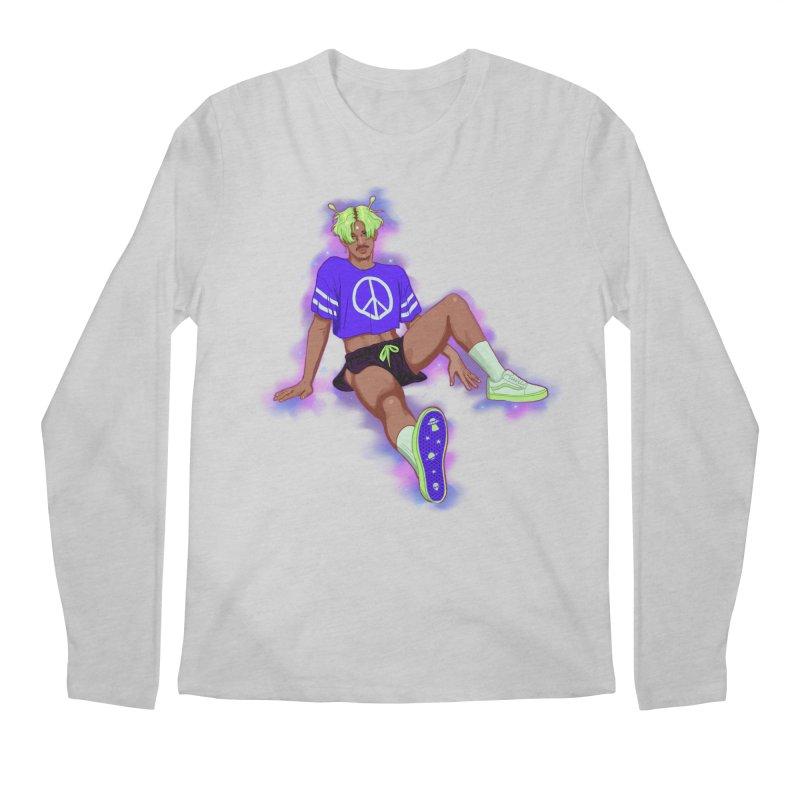 MARSON XTRESTRIAL Men's Longsleeve T-Shirt by Stephen Draws's Artist Shop
