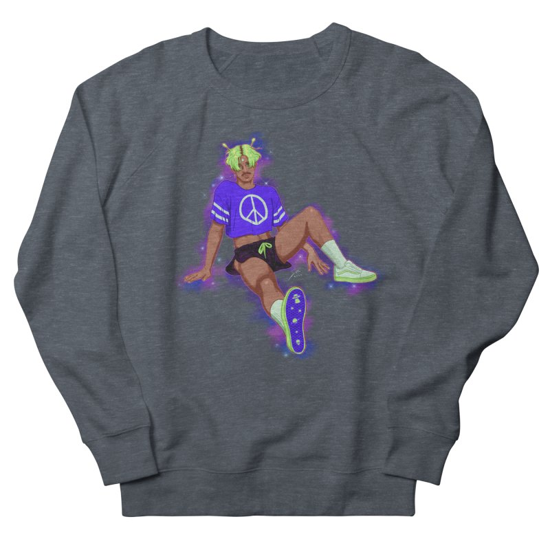 MARSON XTRESTRIAL Women's Sweatshirt by Stephen Draws's Artist Shop