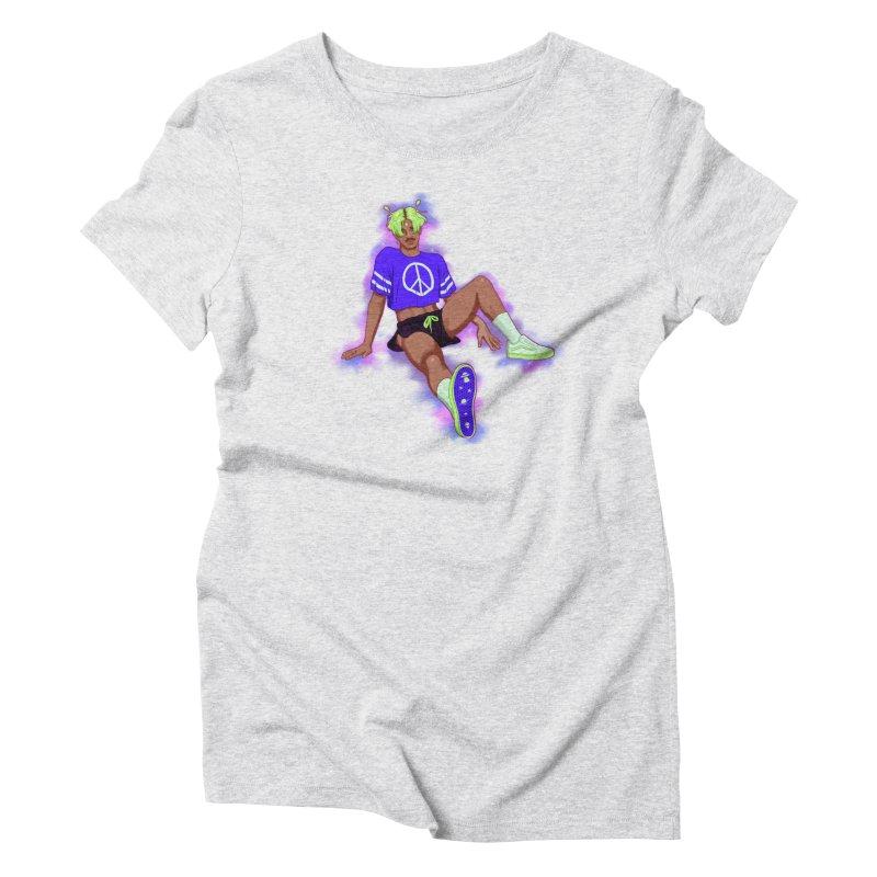 MARSON XTRESTRIAL Women's T-Shirt by Stephen Draws's Artist Shop