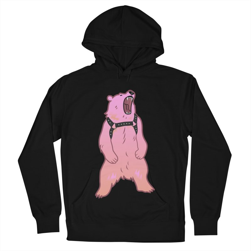 Daddy Bear Women's French Terry Pullover Hoody by Stephen Draws's Artist Shop