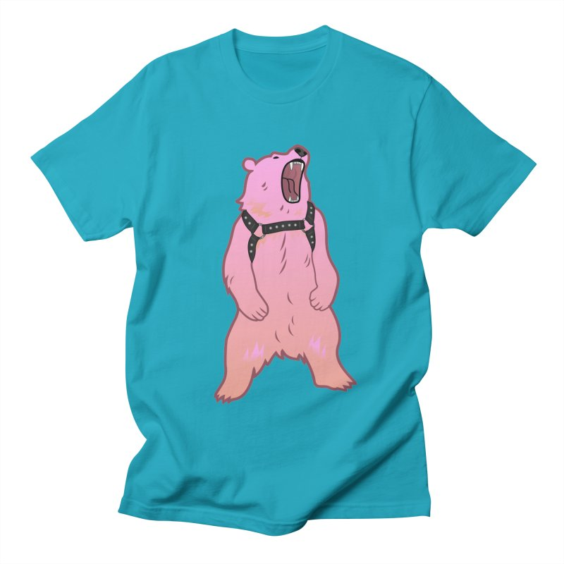 Daddy Bear Women's Regular Unisex T-Shirt by stephendraws's Artist Shop