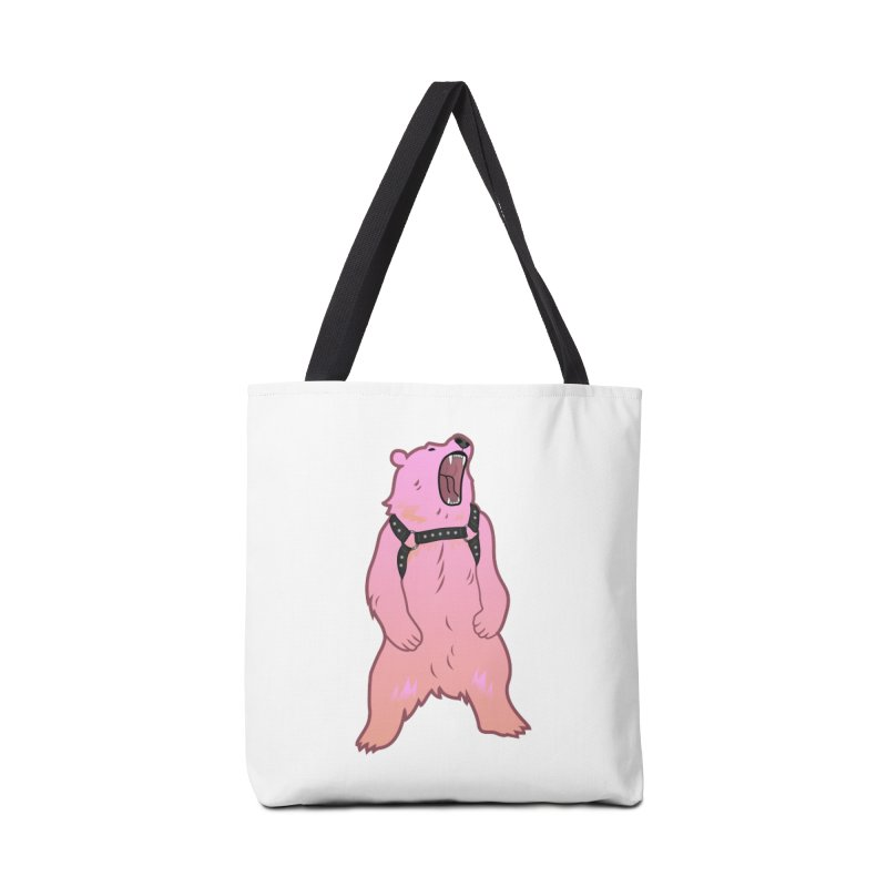 Daddy Bear Accessories Tote Bag Bag by Stephen Draws's Artist Shop