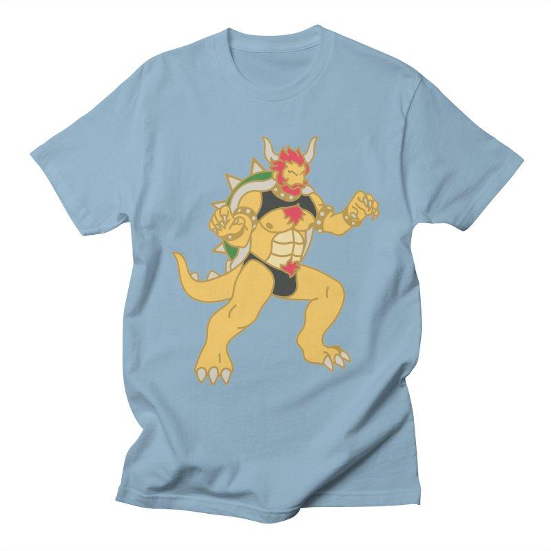 BOWSER Men's T-Shirt by Stephen Draws's Artist Shop