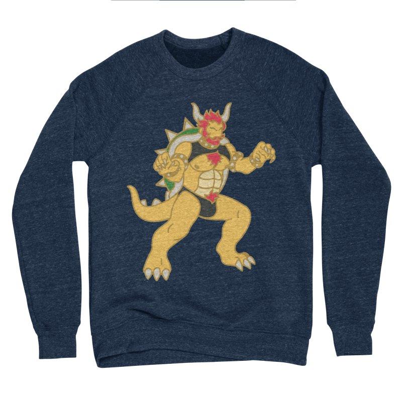 BOWSER Women's Sweatshirt by Stephen Draws's Artist Shop