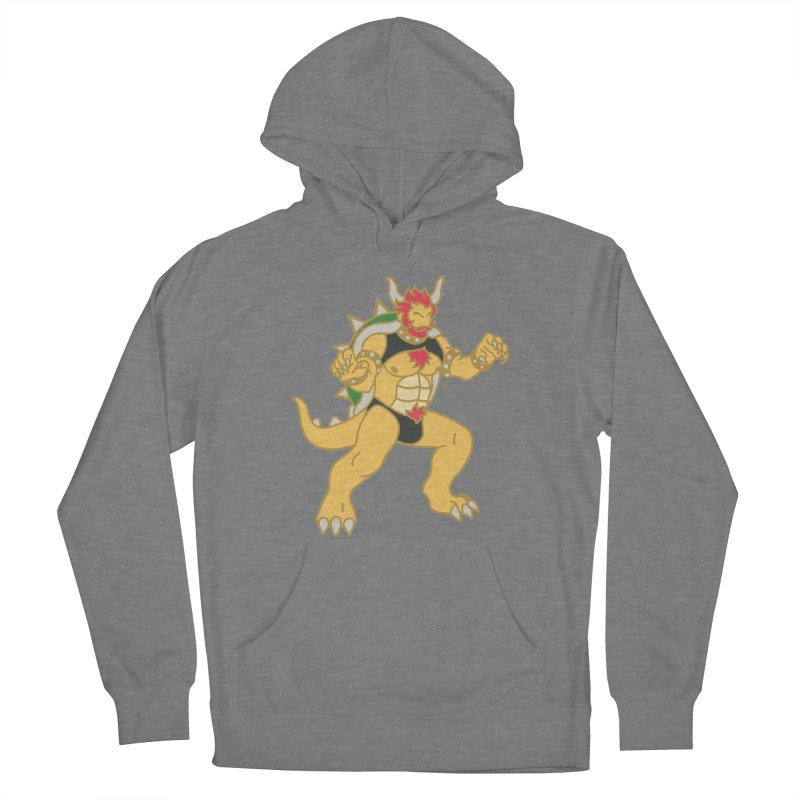 BOWSER Women's Pullover Hoody by Stephen Draws's Artist Shop