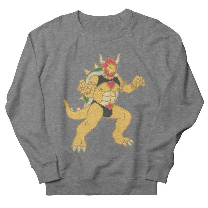 BOWSER Men's Sweatshirt by Stephen Draws's Artist Shop