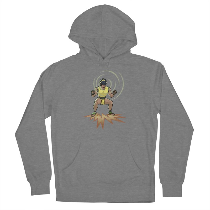 TOPH SOUNDS LIKE TOUGH Women's Pullover Hoody by Stephen Draws's Artist Shop