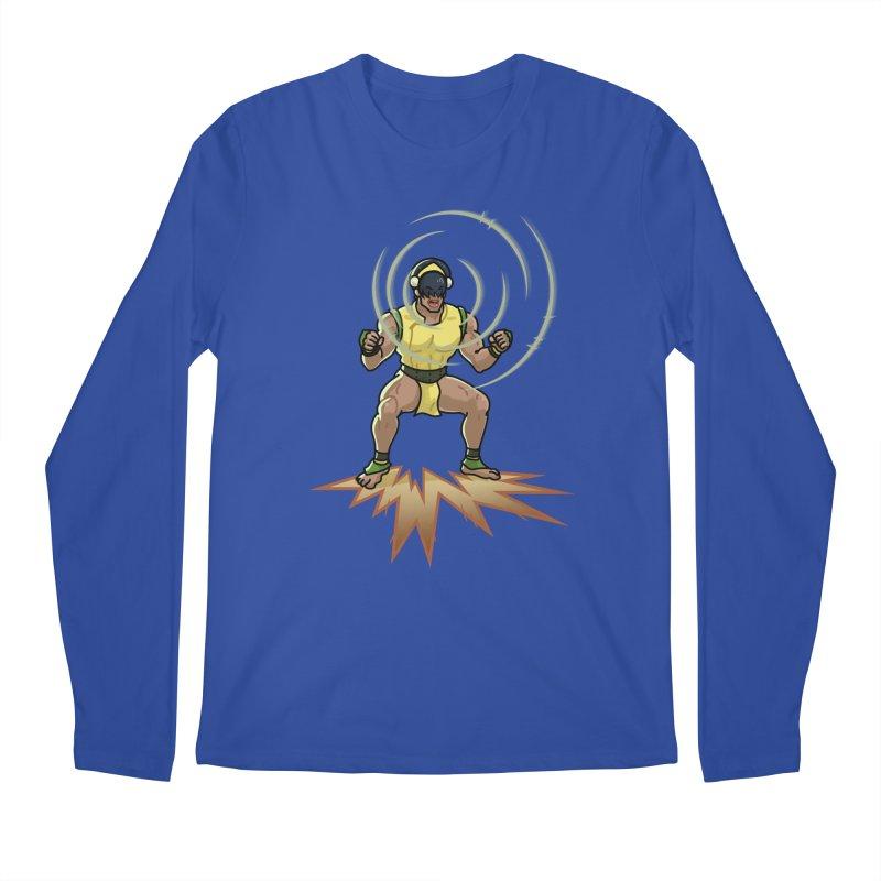 TOPH SOUNDS LIKE TOUGH Men's Longsleeve T-Shirt by Stephen Draws's Artist Shop