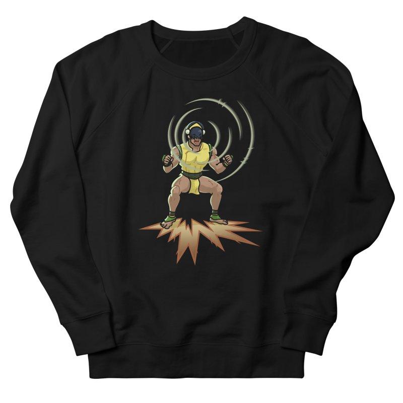TOPH SOUNDS LIKE TOUGH Men's Sweatshirt by Stephen Draws's Artist Shop