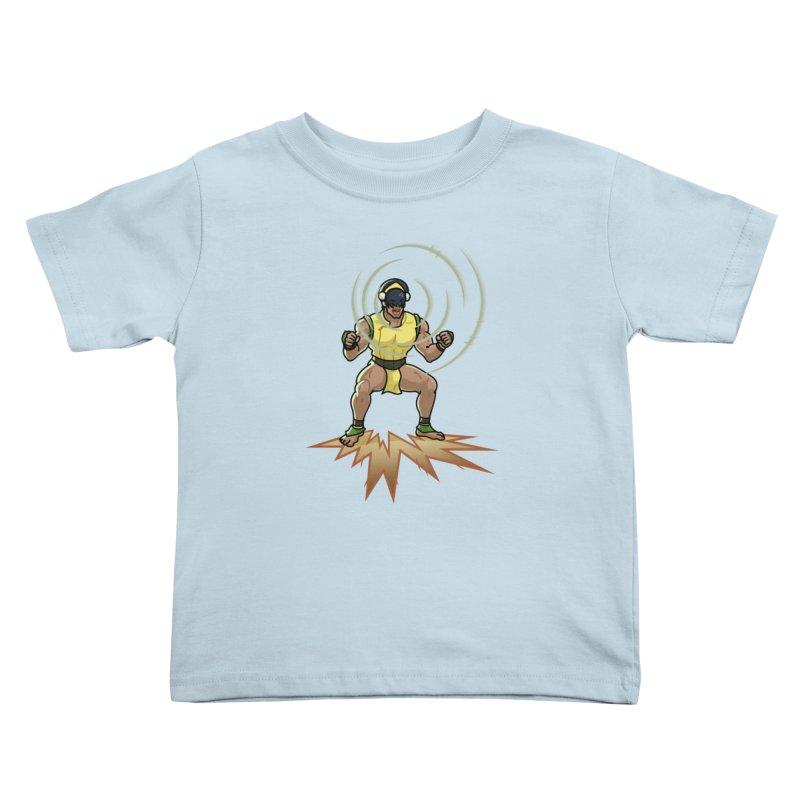 TOPH SOUNDS LIKE TOUGH Kids Toddler T-Shirt by Stephen Draws's Artist Shop
