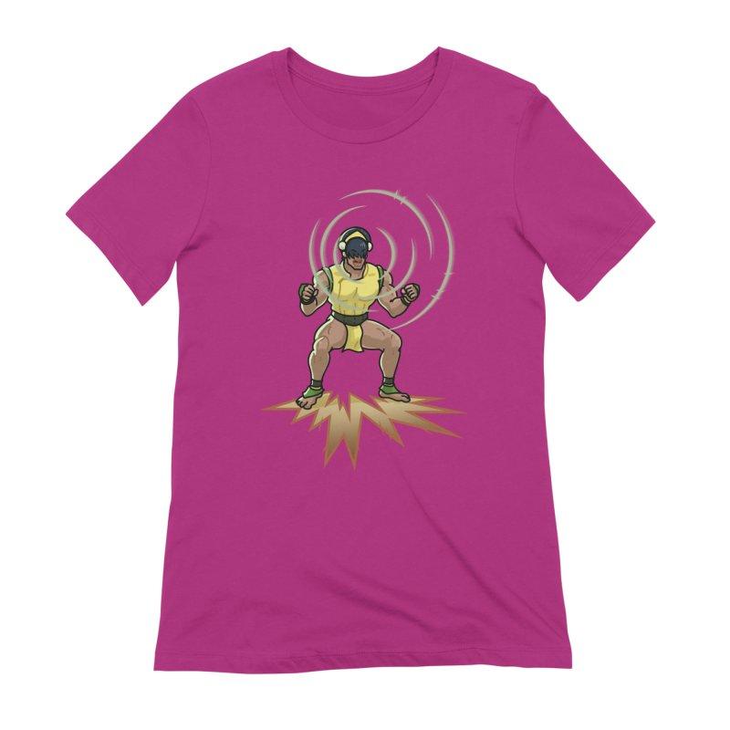 TOPH SOUNDS LIKE TOUGH Women's T-Shirt by Stephen Draws's Artist Shop
