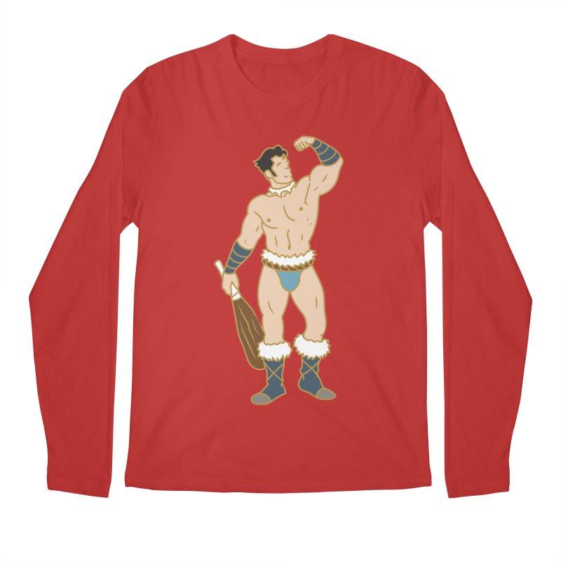 NUKTUK Men's Longsleeve T-Shirt by Stephen Draws's Artist Shop