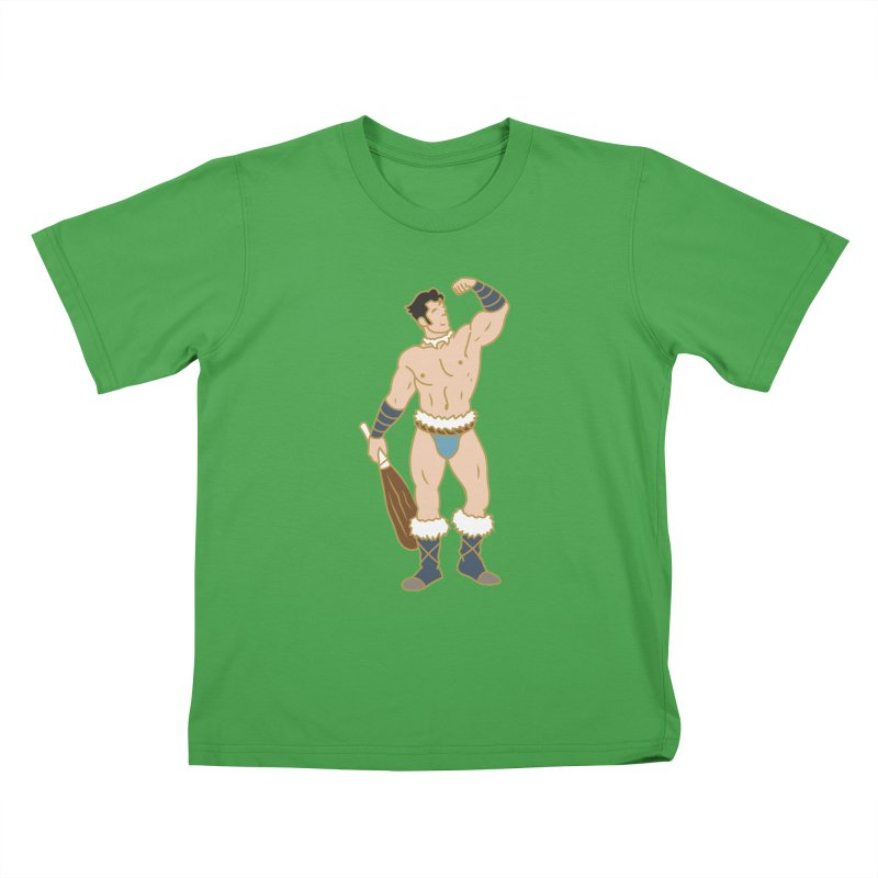 NUKTUK Kids T-Shirt by Stephen Draws's Artist Shop