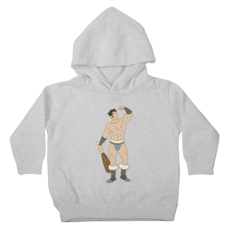 NUKTUK Kids Toddler Pullover Hoody by Stephen Draws's Artist Shop