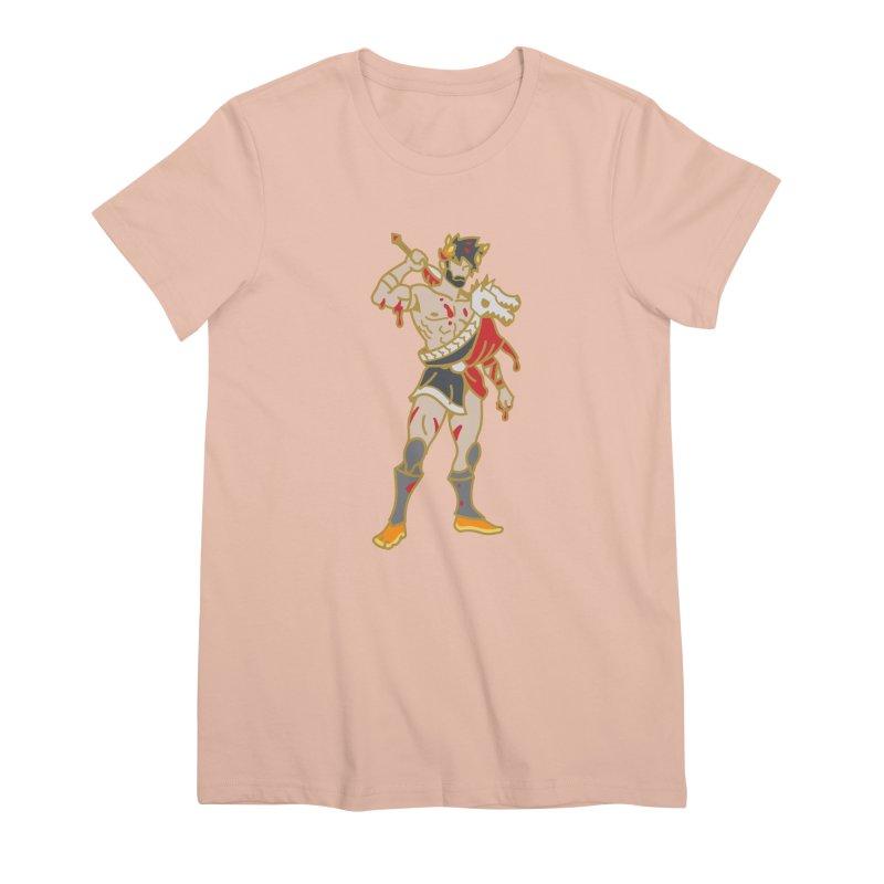 PRINCE ZAGREUS Women's T-Shirt by Stephen Draws's Artist Shop