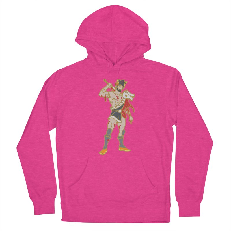 PRINCE ZAGREUS Men's Pullover Hoody by Stephen Draws's Artist Shop