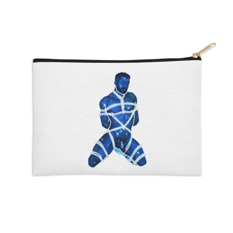 Orion Accessories Zip Pouch by Stephen Draws's Artist Shop