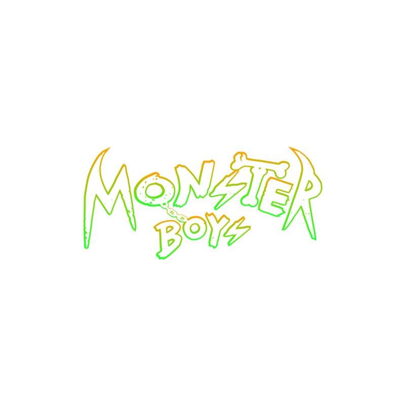 MONSTER BOYS logo by stephendraws's Artist Shop