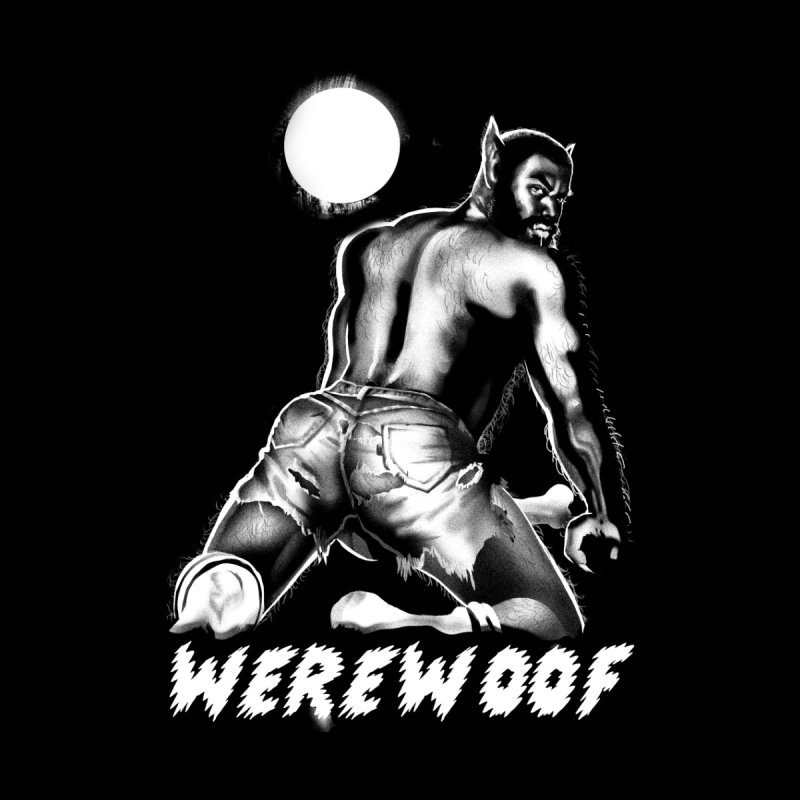 WEREWOOF by Stephen Draws's Artist Shop