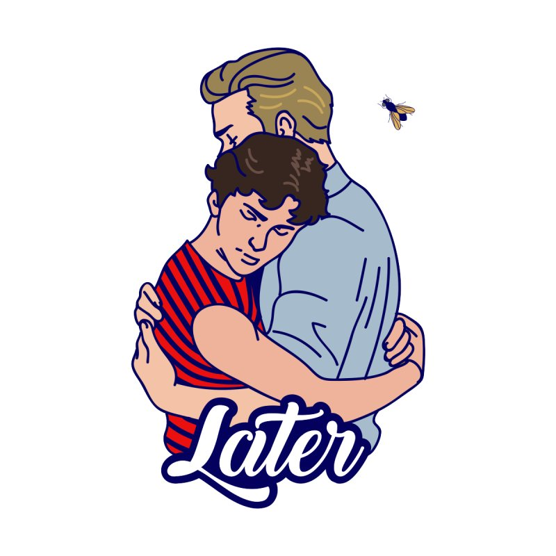 LATER! by Stephen Draws's Artist Shop