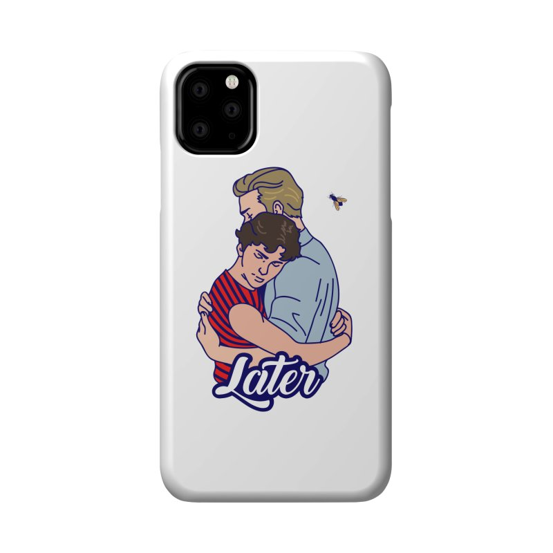 LATER! Accessories Phone Case by Stephen Draws's Artist Shop