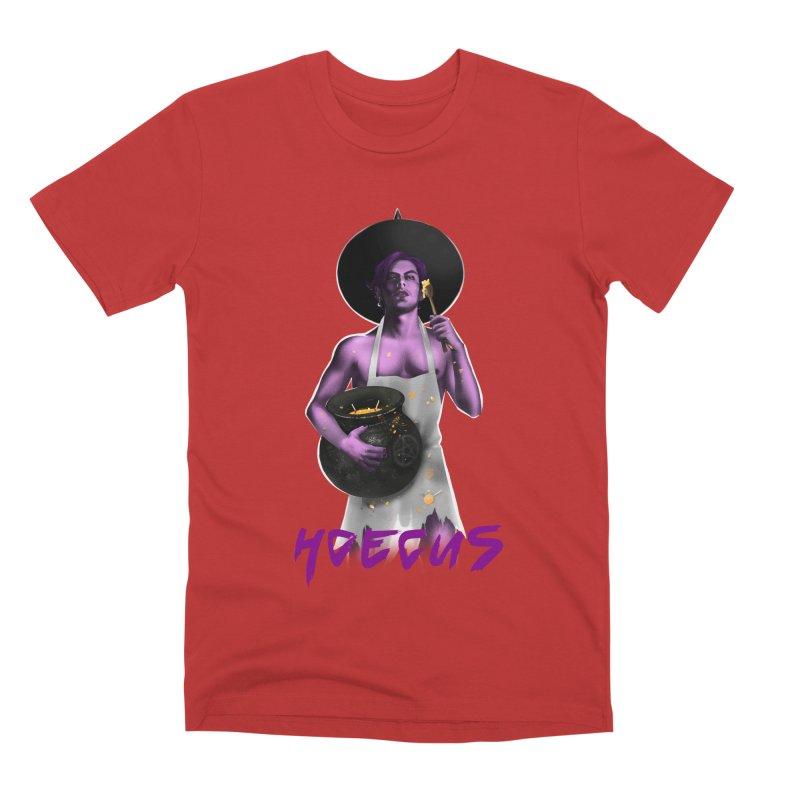 Hoecus Men's Premium T-Shirt by Stephen Draws's Artist Shop
