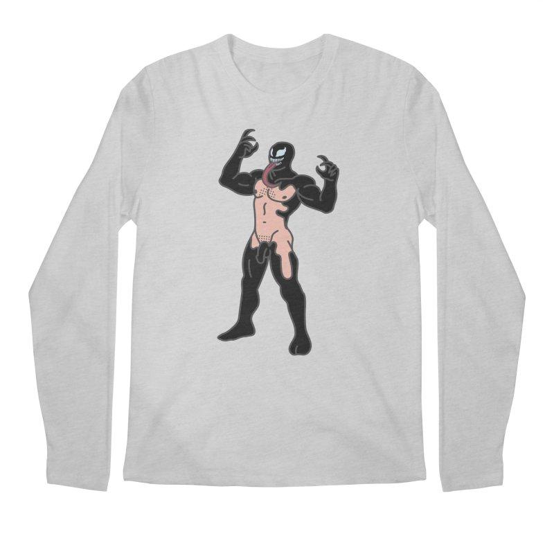 Venom Men's Longsleeve T-Shirt by Stephen Draws's Artist Shop
