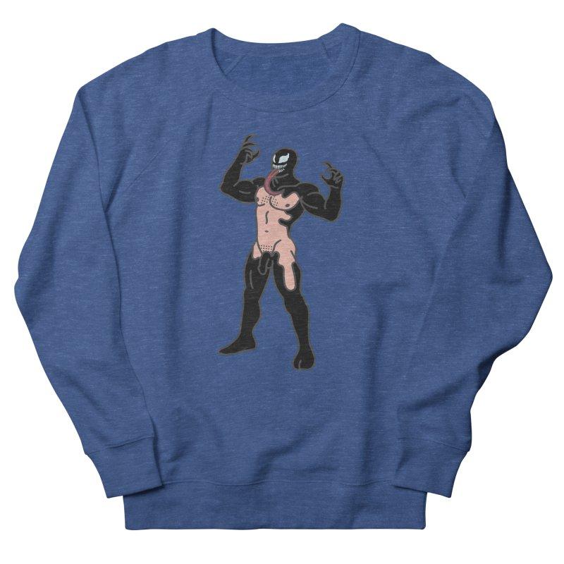 Venom Men's Sweatshirt by Stephen Draws's Artist Shop