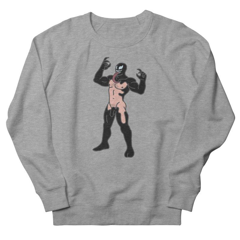 Venom Men's French Terry Sweatshirt by Stephen Draws's Artist Shop