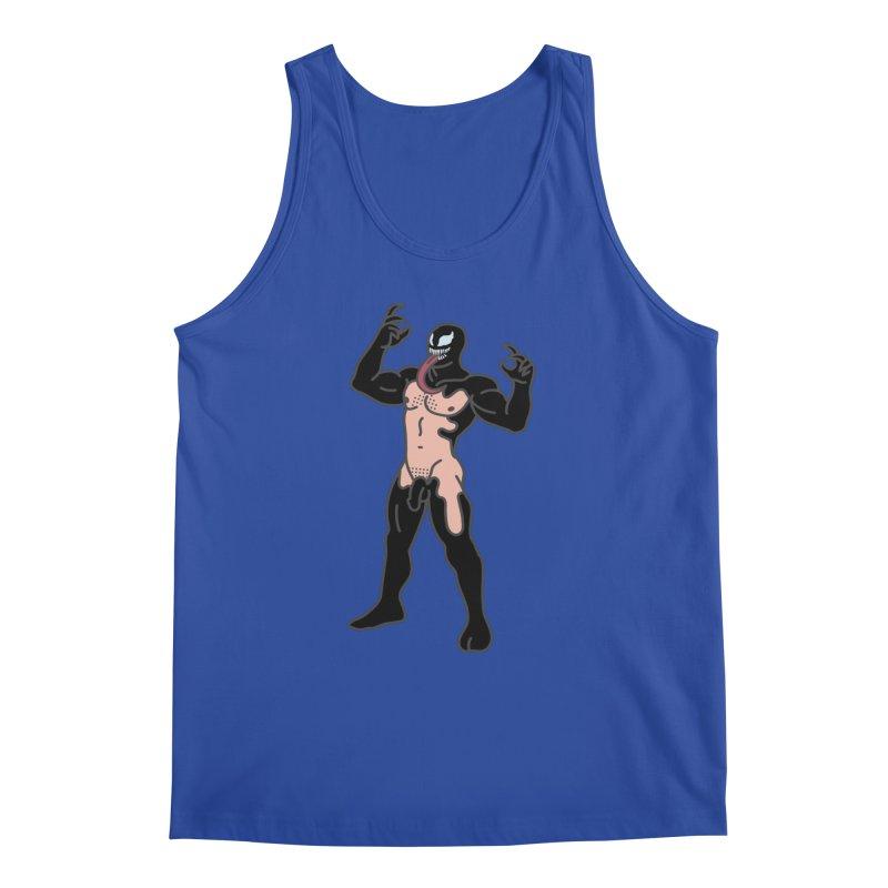 Venom Men's Regular Tank by stephendraws's Artist Shop