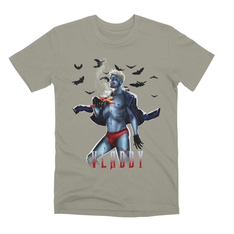 Vladdy Men's Premium T-Shirt by Stephen Draws's Artist Shop