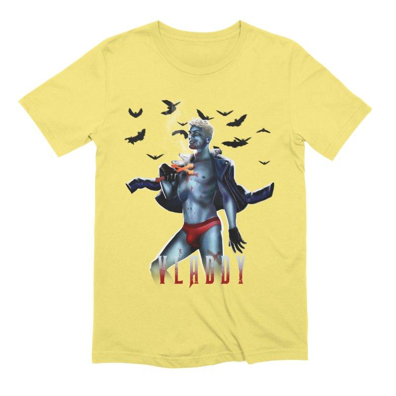 Vladdy Men's Extra Soft T-Shirt by Stephen Draws's Artist Shop